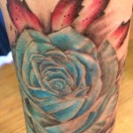 Tattoo_033_Blue_Rose